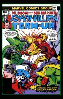 villain team