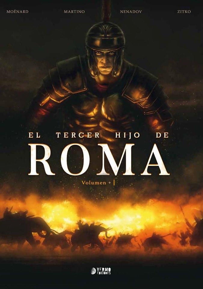 Novedades Yermo julio 2019 - El tercer hijo de Roma