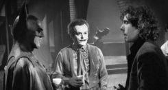 Michael Keaton, Jack Nicholson & Tim Burton