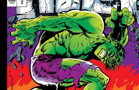 Marvel Gold. El Increíble Hulk 2. Este monstruo desatado