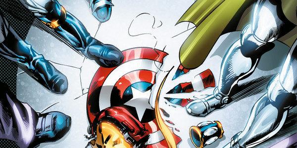 Marvel Héroes. Los Vengadores: Actos de Venganza