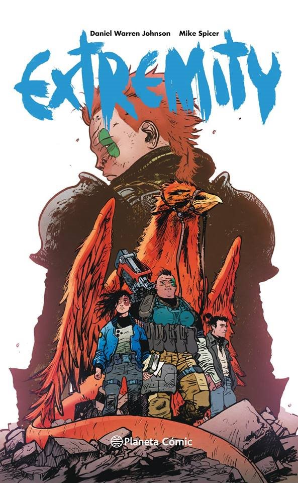 Extremity de Daniel Warren Johnson