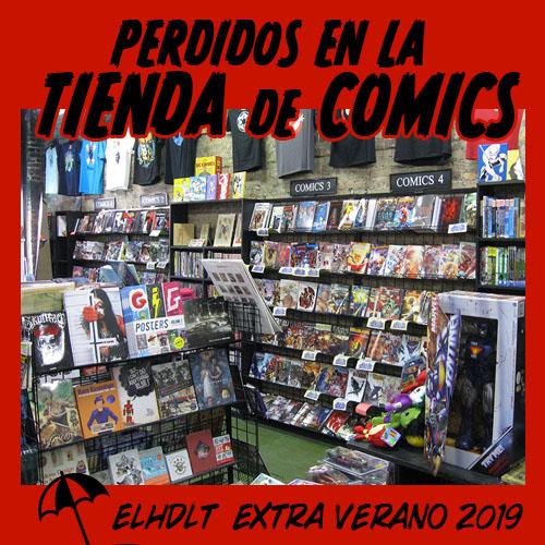 Extra Verano: Perdidos en la tienda de comics