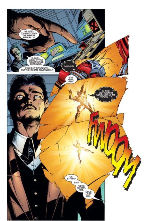 heroes reborn iron man