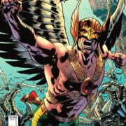 Hawkman de Robert Venditti y Bryan Hitch