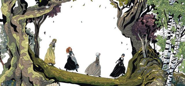 Mujeres de Salem, de Thomas Gilbert
