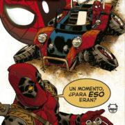 Spiderman / Masacre: De viaje