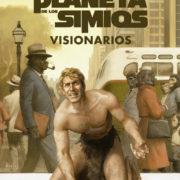 El planeta de los simios: Visionarios de Rod Serling, Dana Gould y Chad Lewis