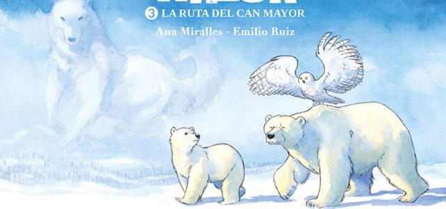 Wáluk 3 La ruta del can mayor de Emilio Ruiz y Ana Miralles