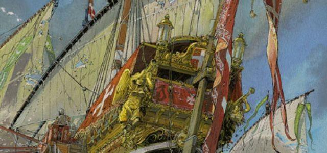Las grandes batallas navales: Lepanto.