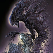 Aliens: Órbita muerta de Jason Stokoe