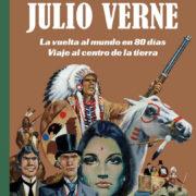 Los Grandes Relatos de Julio Verne  1, de Ramón de la Fuente.