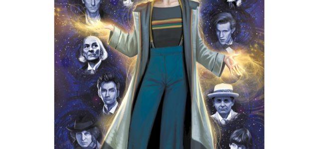 Doctor Who: Las muchas vidas del Doctor.