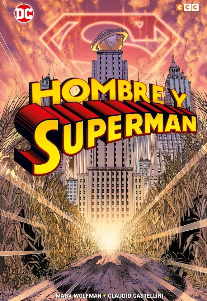 Hombre y Superman, de Marv Wolfman