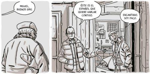 Paco y Miguel - Los surcos del azar