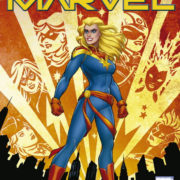 Capitana Marvel 1 de Kelly Thompson y Carmen Carnero