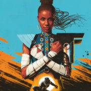 Shuri Volumen 1. En busca de Pantera Negra