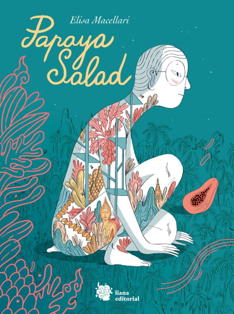 Novedad Liana Editorial septiembre 2019 - Papaya salad