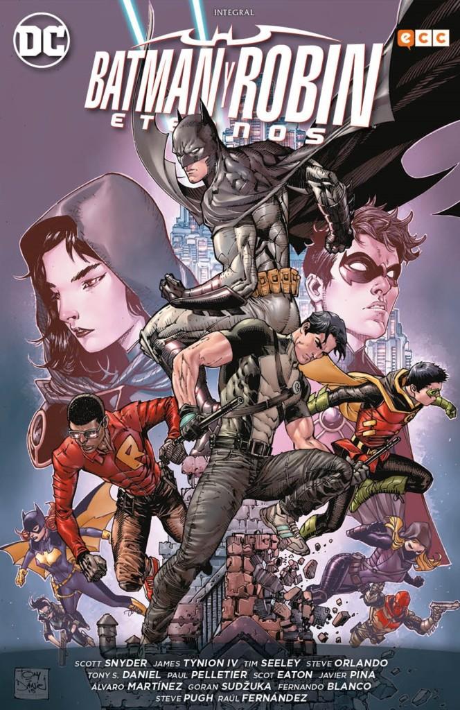 Batman y Robin Eternos