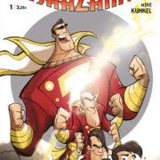 Billy Batson y la Magia de Shazam 1-6