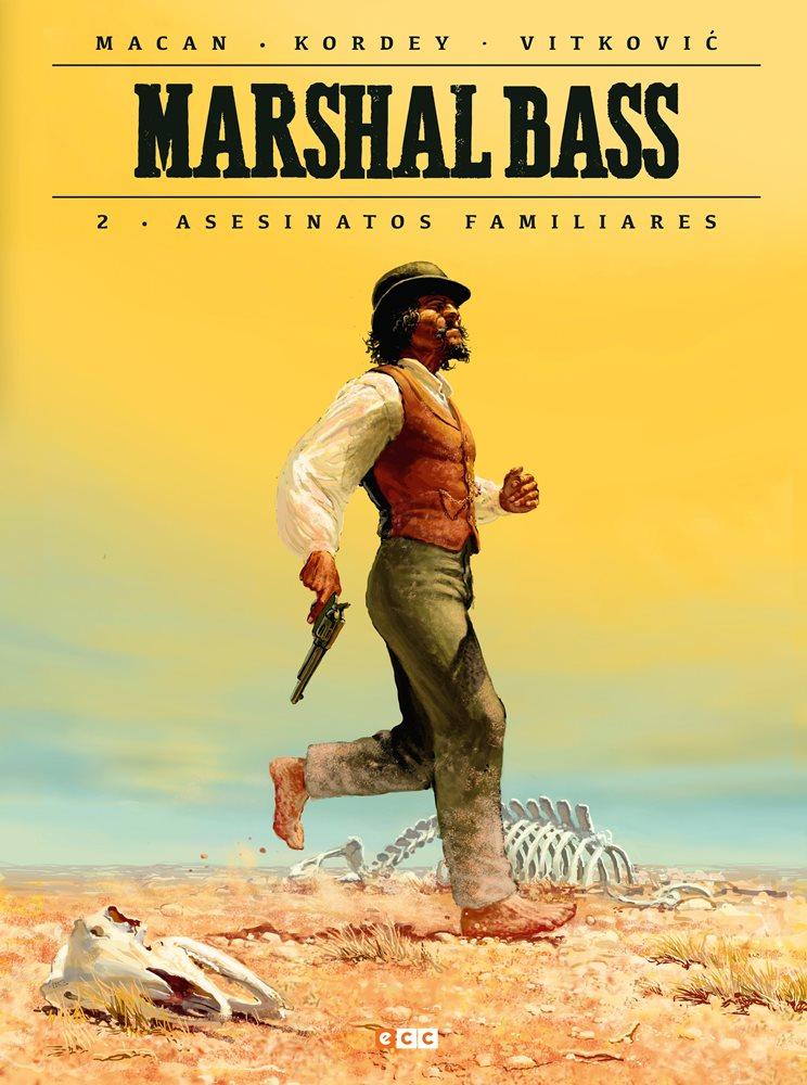 Marshal Bass 2: Asesinatos familiares