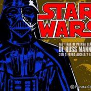Star Wars: Tiras de prensa de Russ Manning. Tomo 1 de 3.