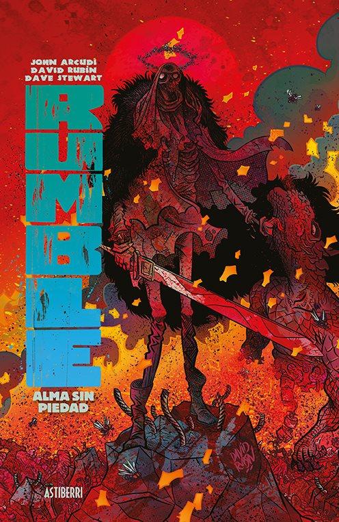 Rumble 4: Alma sin piedad