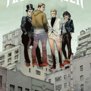 The Magic Order, de Millar y Coipel