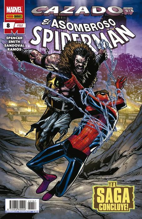 spiderman cazado final