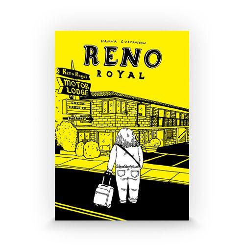 Novedades Underbrain Books octubre 2019 - Reno Royal