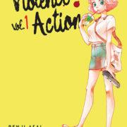 Violence Action 1 de Shin Sawada y Renji Asai
