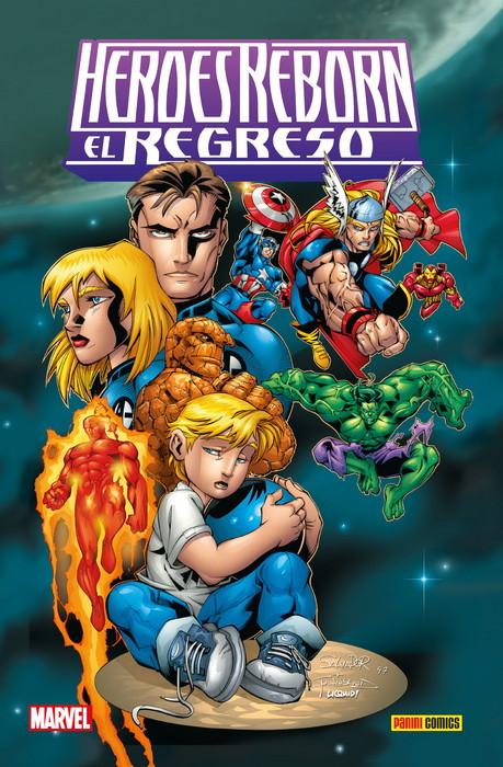 Heroes Reborn: El regreso