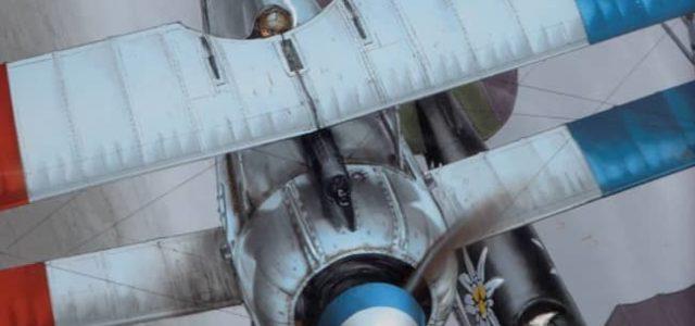El piloto del Edelweiss Integral.