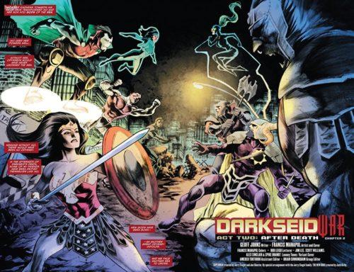 guerra de darkseid