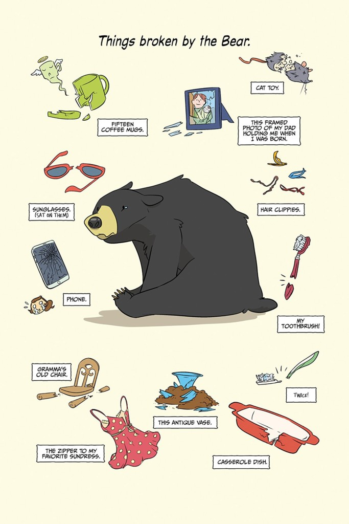 Mi novio es un oso
