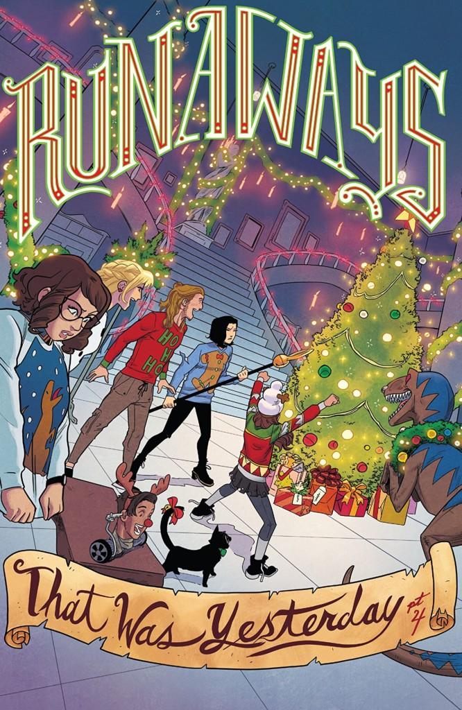 Runaways 3: Eso fue ayer