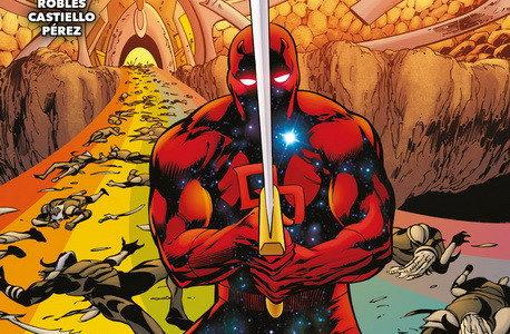 Universo Marvel: La Guerra de los Reinos Extra 2