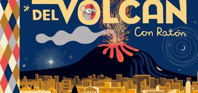 Viaje a lo alto del volcán, de Frank Viva.