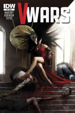 v wars cover