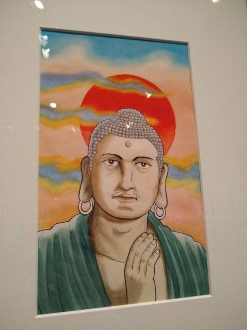Buda, de Osamu Tezuka
