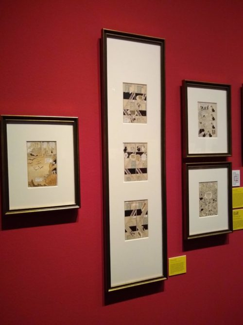 Exposición Osamu Tezuka en el MNAC