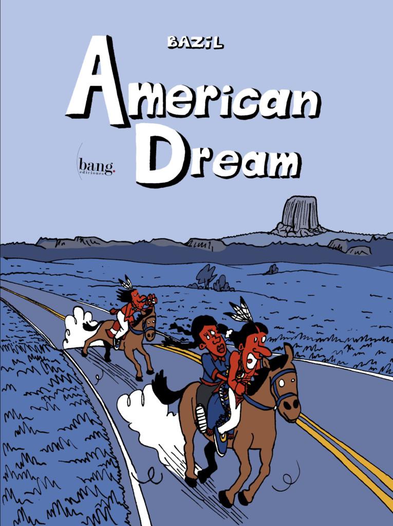 Novedades Bang noviembre 2019 - American Dream