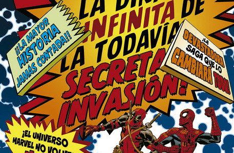 Spiderman / Masacre: La Crisis de la Dinastía Infinita de la Todavía Secreta Invasión