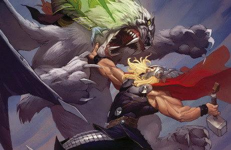 Marvel Now! Deluxe. Thor de Jason Aaron 2: El maldito