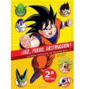 ¡Luz, fuego, destrucción! La gran aventura de Dragon Ball (vol.1)
