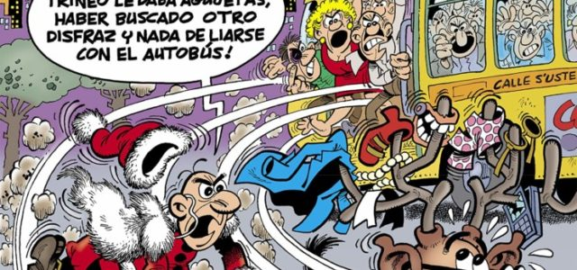 Mortadelo y Filemón: ¡Felices fiestaaas!