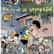El bullying de las sorpresas, de Jan.