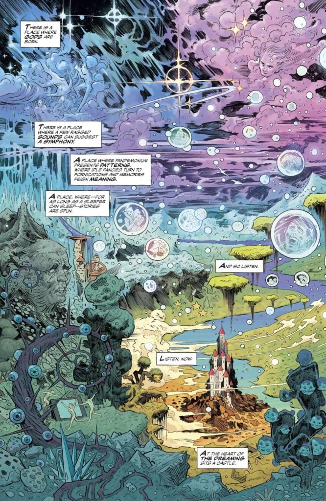 universo sandman pagina 1