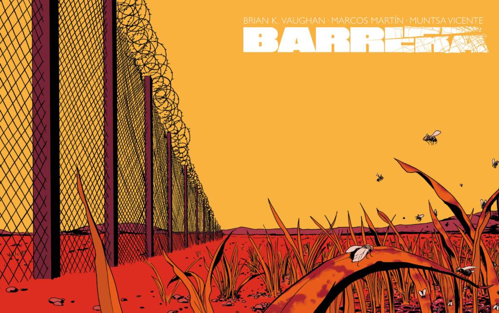 Novedad Gigamesh diciembre 2019 - Barrera/Barrier
