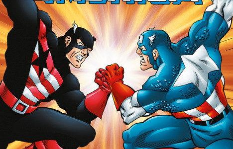 Marvel Héroes 96. Capitán América de Mark Gruenwald 2: El Capitán